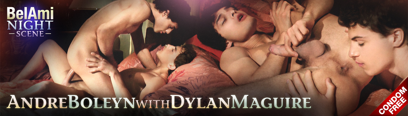 BelAmi Night Scene: Andre Boleyn with Dylan Maguire
