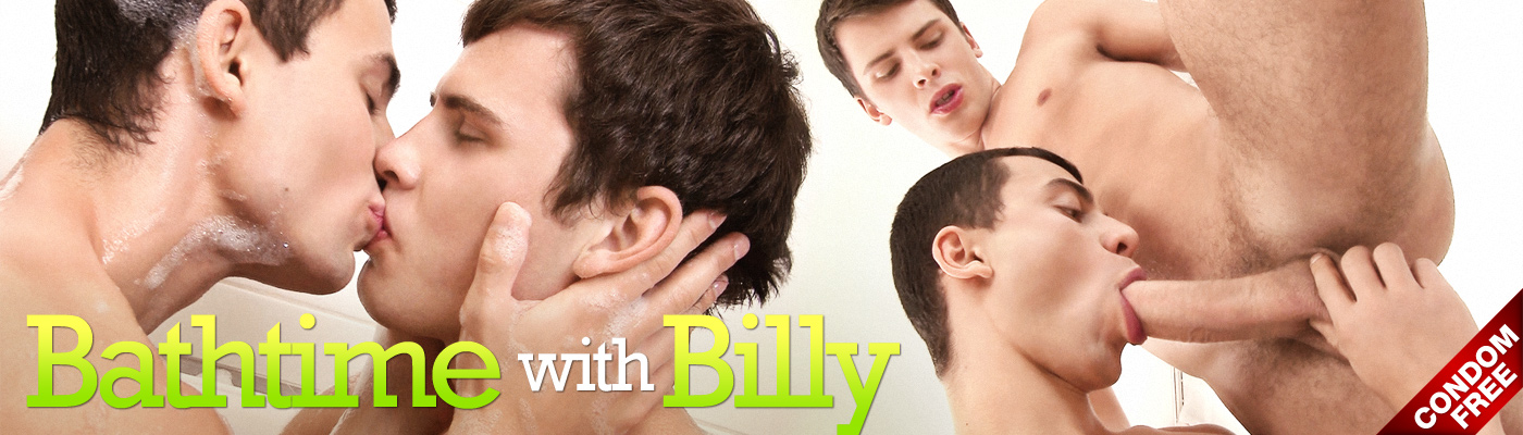 BATHTIME WITH BILLY…