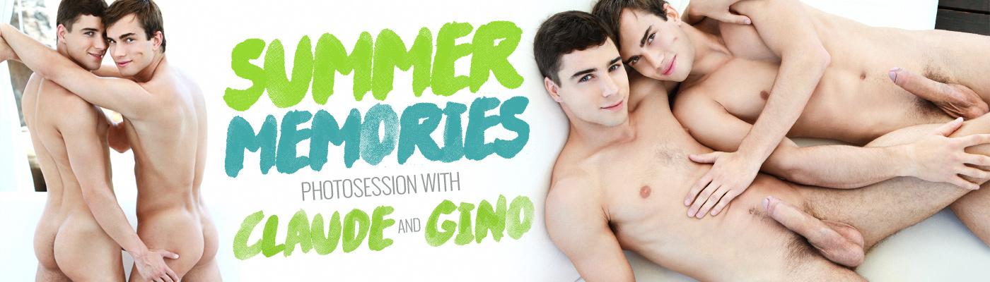 Summer Memories Gino Mosca, Claude Sorel