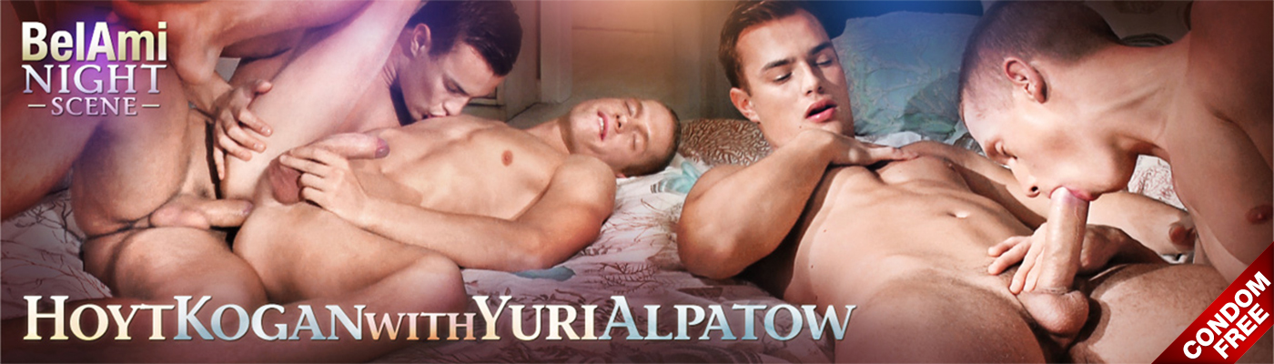 BelAmi Night Scene: Hoyt Kogan with Yuri Alpatow