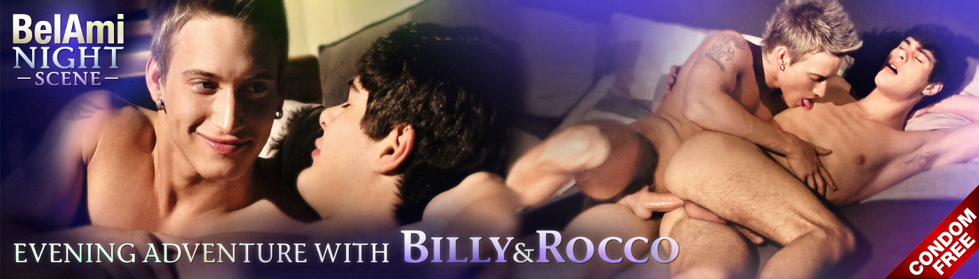 BelAmi Night Scene Evening Adventure with Billy & Rocco