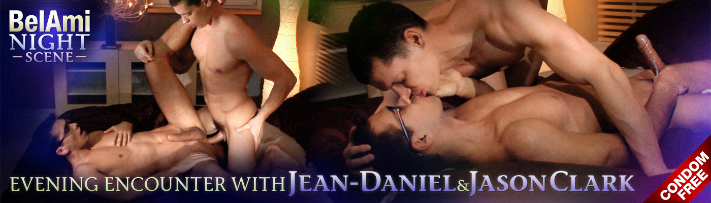 BelAmi Night Scene Evening encounter with Jean-Daniel & Jason Clark
