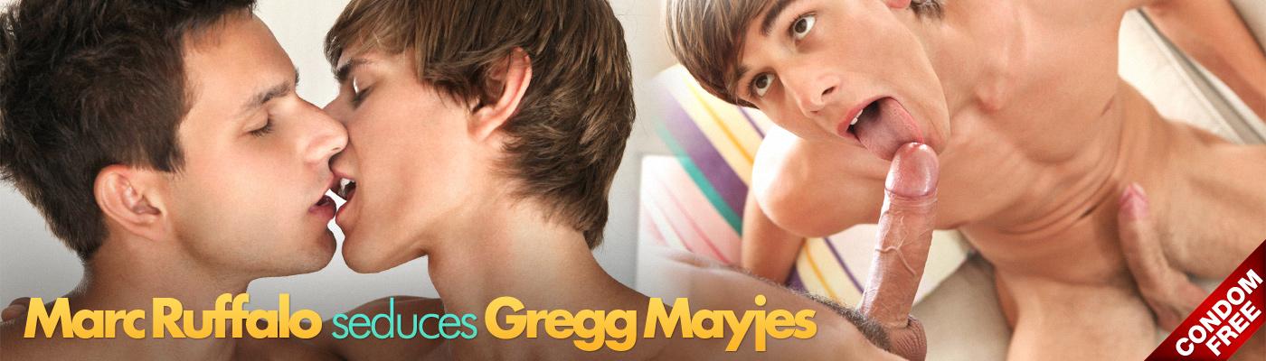 Summer Romance… Marc Ruffalo seduces Gregg Mayjes
