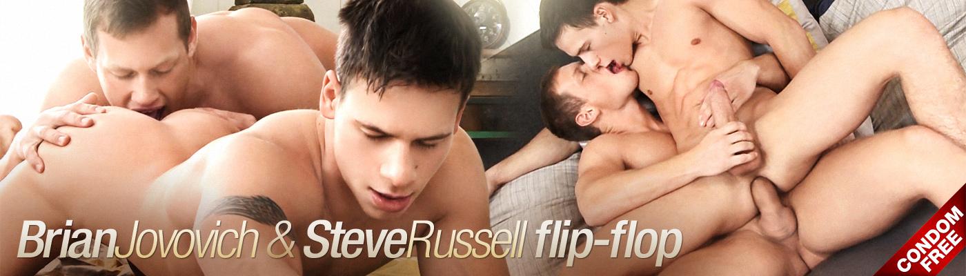 Steve Russell, Brian Jovovich