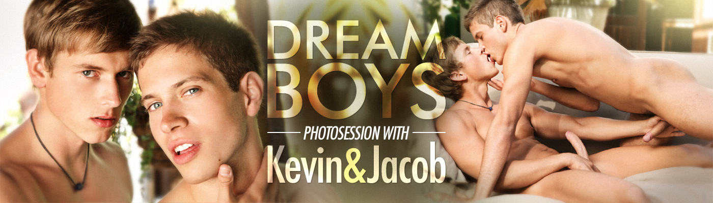 Dream boys: photosession with Kevin & Jacob