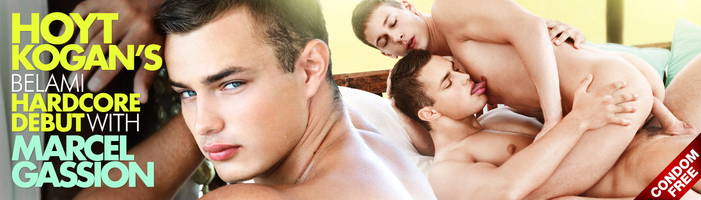 Hoyt Kogan's BelAmi hardcore debut with Marcel Gassion