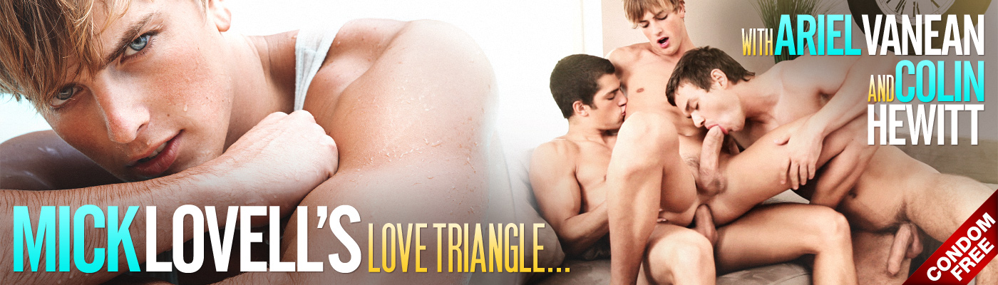 Mick Lovell's Love Triangle… with Ariel Vanean and Colin Hewitt